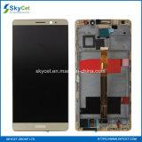 Conjunto do LCD do telefone móvel com frame para o indicador de Huawei Mate8 LCD