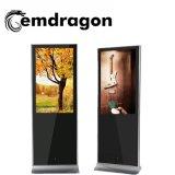 43-дюймовый рекламы Player напольные LED киоск рекламы 1080p HD плеер LED Digital Signage