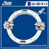 Außendurchmesser-Eingehangener beweglicher elektrischer Riss-Rahmen/Rohr-Ausschnitt und abschrägenmaschine - SFM3036E
