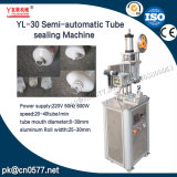 Machine semi-automatique de cachetage de tube pour la pâte dentifrice (YL-30)