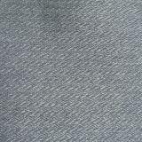 Tessuto di tela della mobilia di colore grigio da 300GSM