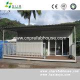 아름다운 이동할 수 있는 집에 의하여 격리되는 콘테이너 집