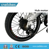 مزدوجة [ديسك برك] [كنبيكس] [إ-بيك] طي مصغّرة درّاجة كهربائيّة