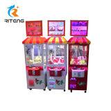Prémio de jogo de venda de brinquedos a grua máquina de Garra