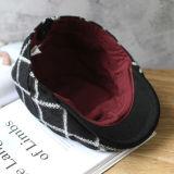 Chapéu feito sob encomenda do Mens do tampão da HERA do algodão da forma