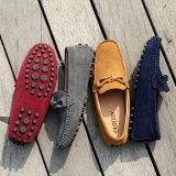 工場価格の贅沢なハンドメイドドライバー靴