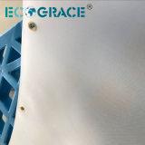 Tela filtrante de nylon de paño de empernado del acoplamiento de la tela del filtro