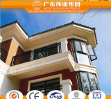 L'aluminium pour la maison moderne de style de fenêtre
