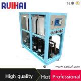 Refrigerador de água para indústrias plásticas da extrusão