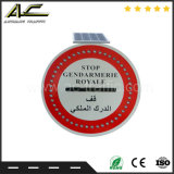 高品質耐久停止憲兵隊のRoyaleの太陽交通標識