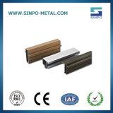 Индивидуальные Деревянные зерна алюминиевый профиль