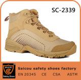 Ботинки Sc-2339 воиска способа ботинок Saicou воинские Tranining и ботинок и женщин работы обеспеченностью