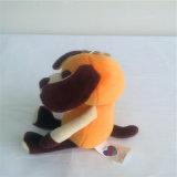 Heiße verkaufenangefüllte Hundespielzeug-Plüsch-Schlüsselkette