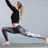 Подгоняйте напечатанный износ спортов йоги женщин кальсон Gym&Fitness