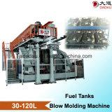 Máquina moldando do sopro para os tanques de armazenamento do combustível