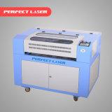 Lederner hölzerner Papier-CO2 Laser-Stich-Ausschnitt-Maschinen-Preis mit Cer