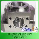 CNC van de precisie Delen van de Machines van het Roestvrij staal de Draaiende