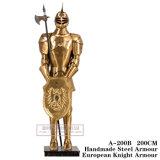 Schermo romano antico a-200A/a-200b 200cm del guerriero del cavaliere dell'armatura medioevale