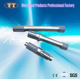 Indurire l'asta cilindrica di attrezzo di precisione del acciaio al carbonio, asse di rotazione dell'asta cilindrica di azionamento della scatola ingranaggi