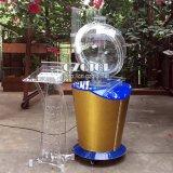 Lotería eléctrico automático de dibujo de soplado de aire de la máquina de bola precio barato