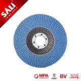 Sali alta seguridad y buena eficiencia de la rueda de la trampilla de óxido de zirconio