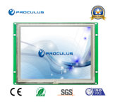 8 inches of 800*600 Uart TFT LCM with Rtp/P Cap Touch screen