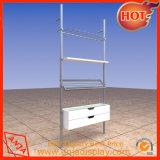 Electroplate/Revestimiento en polvo de aluminio anodizado/pilar de la ropa y calzado/Hangbag