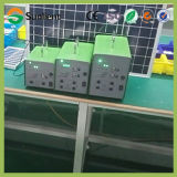 6V4ah 납축 전지 홈 태양 전지판 시스템 DIY 태양 전지판 장비