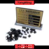 Развлечения казино выделенной таблице чистой меди Bet карты - класс гнезда на заводе форму стиля (Ym-LC04)