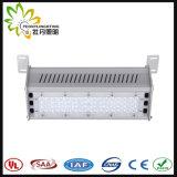 Luz linear del LED, luces industriales ligeras lineares de 50W LED Highbay LED, luz linear del almacén LED Highbay