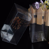 ギフトのまめの包装のギフト包装ボックスのためのカスタム明確なか透過フォールドのプラスチックの箱