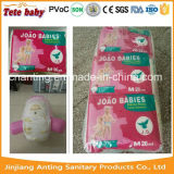 Absorption extérieure sèche et type biodégradable couche-culotte somnolente de couche-culotte de bébé