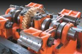 Neue Industrie-automatische Blatteinzug-faltende stempelschneidene Maschine