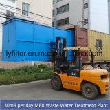 500m3 por a planta do equipamento do tratamento de Wastewater da água de esgoto do dia para o hospital