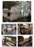 Control de PLC de alta velocidad de la película de plástico de la máquina de corte