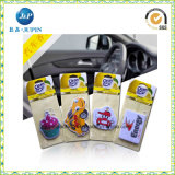 Profumo di carta d'attaccatura dell'automobile per la promozione (JP-AR029)