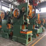 J23 80ton力出版物機械を押す高速Cフレームの金属