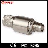 Protecteur de saut de pression coaxial de l'antenne 0-3GHz de câble de P.R. de transmission de F