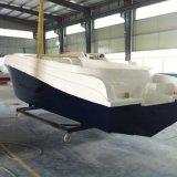 barco desportivo da velocidade do lazer da fibra de vidro de 6.85m