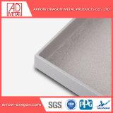 PVDF는 란 클래딩 란 덮개를 위한 불연성 알루미늄 클래딩 벽면을 내화장치한다