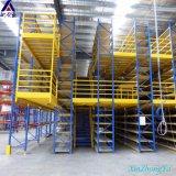 Shelving de aço do mezanino das Multi-Camadas do armazém com capacidade elevada