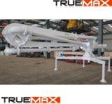 De nieuwe Concrete Machine die van het Merk Straal 13m (PB13A) plaatsen