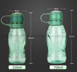 OEM Plastic Fles van het Water van de Grootte van de Reis Diverse