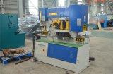 Máquina de perfuração hidráulica do furo com a máquina de estaca de aço dobro da cabeça/canaleta
