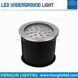 Indicatore luminoso sotterraneo esterno di Intiground IP65 54W LED di illuminazione di paesaggio