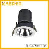 スプレーの白い13W黒い内部のリングのクリー族LEDの壁の洗濯機