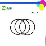 1105 aros del émbolo de las piezas Zh1105 Npr del motor diesel para la máquina agrícola