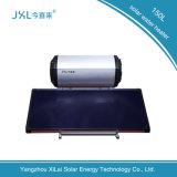 150L Verwarmer van het Water van de Vlakke plaat van de Druk van de hoge Efficiency de Zonne