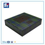 Contenitore impaccante del cartone di regalo pieghevole del documento per l'indumento/il cioccolato