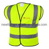 Gilet de sécurité réfléchissant de trafic avec des poches par Eniso20471